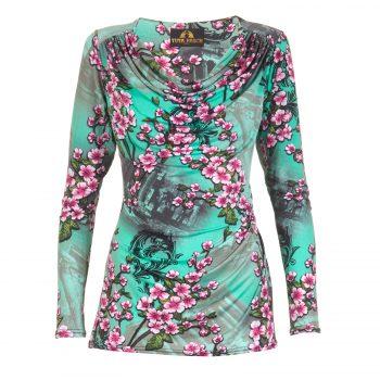 Shirt ISA - FLOWERS